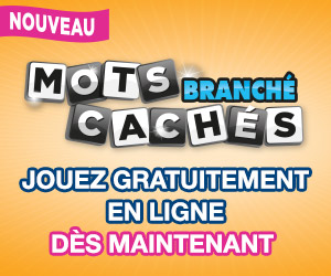 Mots cach�s branch�
