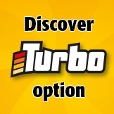 Discover the Turbo option