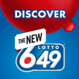 The new Lotto 6/49