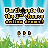 Roue de fortune chez vous! 2nd chance draws