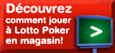 Dcouvrez comment jouer  Lotto poker