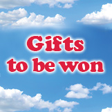 Gifts to be won