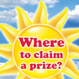Where to claim prize