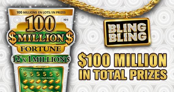 100 millions Fortune