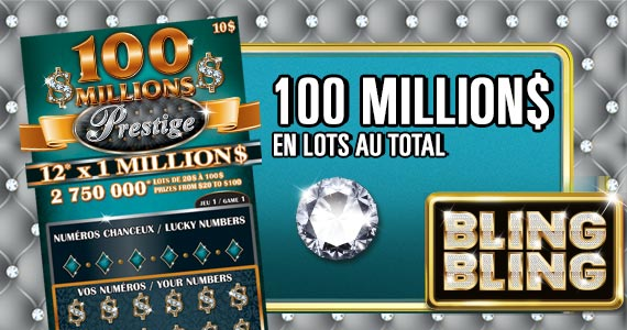 100 million$ Prestige