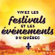 Québec's festivals and events